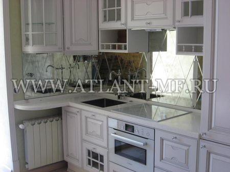 Фотография кухни с зеркалом 4